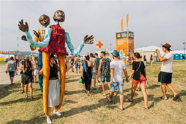 Pohoda festival 2018, MAREK JANČÚCH | PHOTOGRAPHER